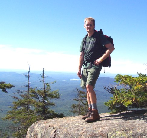 Jon Denekamp on Whiteface Mountain